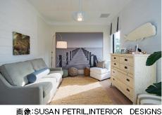 画像:SUSAN PETRIL,INTERIOR DESIGNS